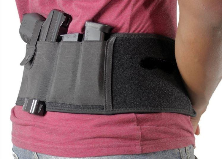 The Best Belly Band Holster: Reviews of [THE TOP 5