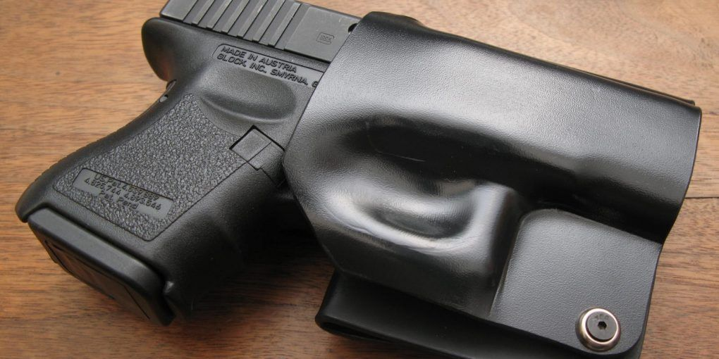 Finding the Best IWB Holster for Glock 26 Pistols [OUR TOP 5]