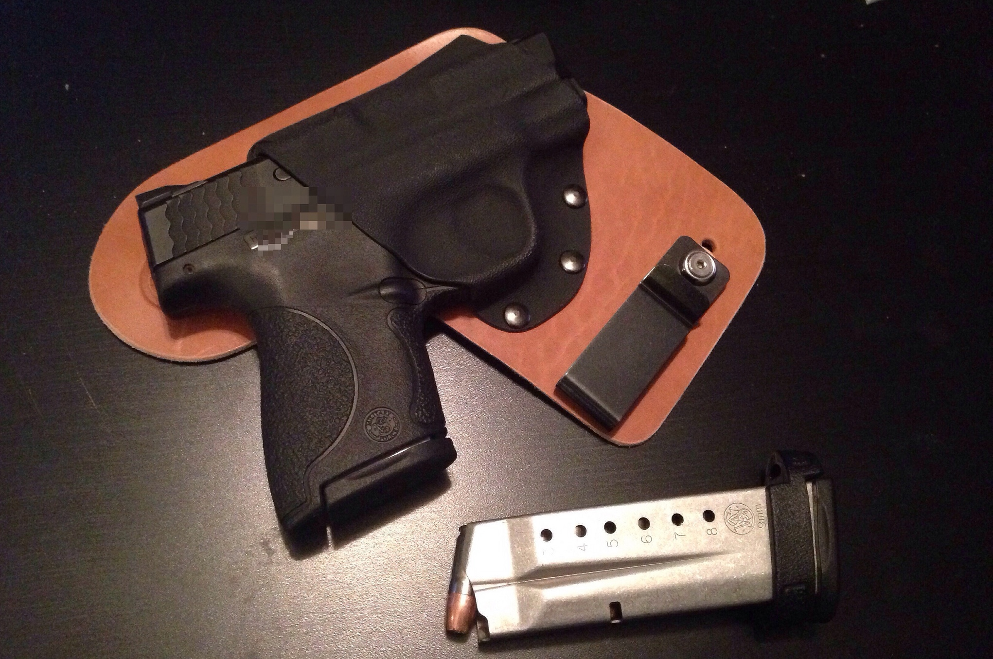The Best IWB Holster for Shield Smith & Wesson M&P [OUR TOP 4]