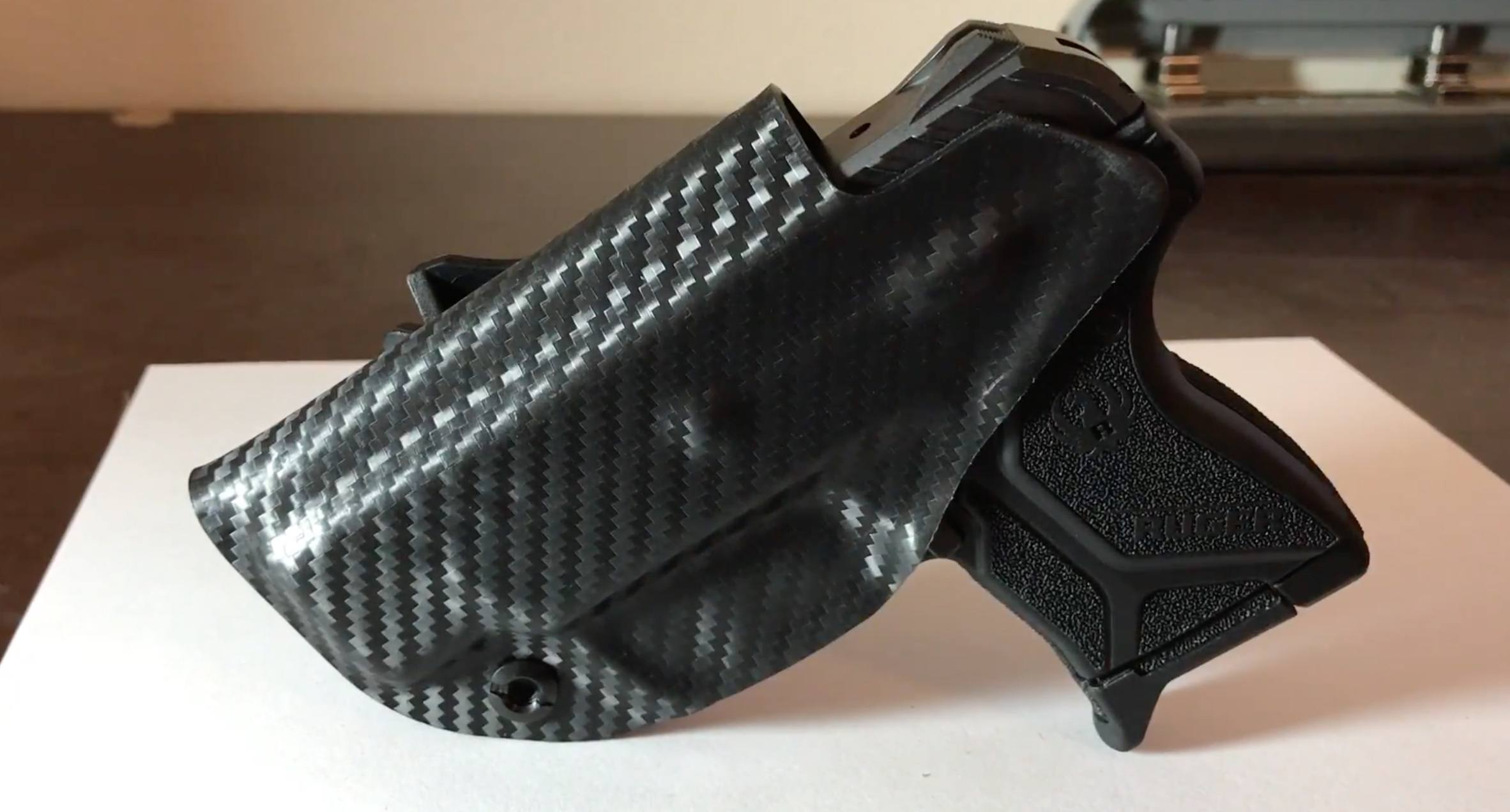 best holster for ruger lcp
