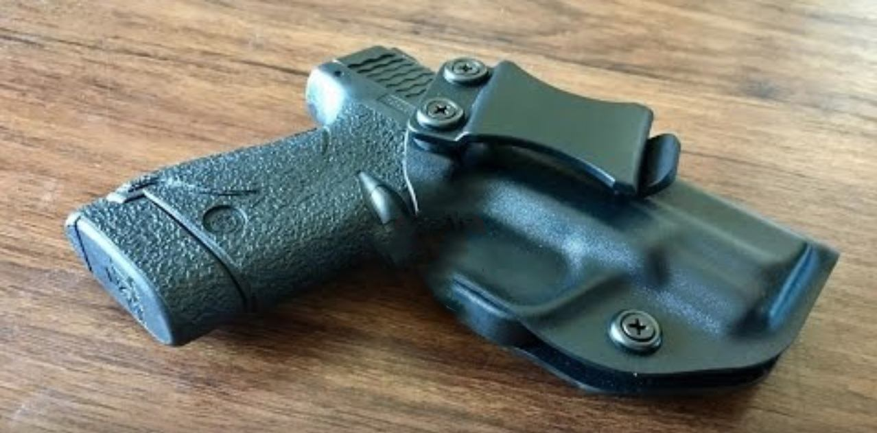 The Best KYDEX Holster for IWB & OWB - Firearm Shooters
