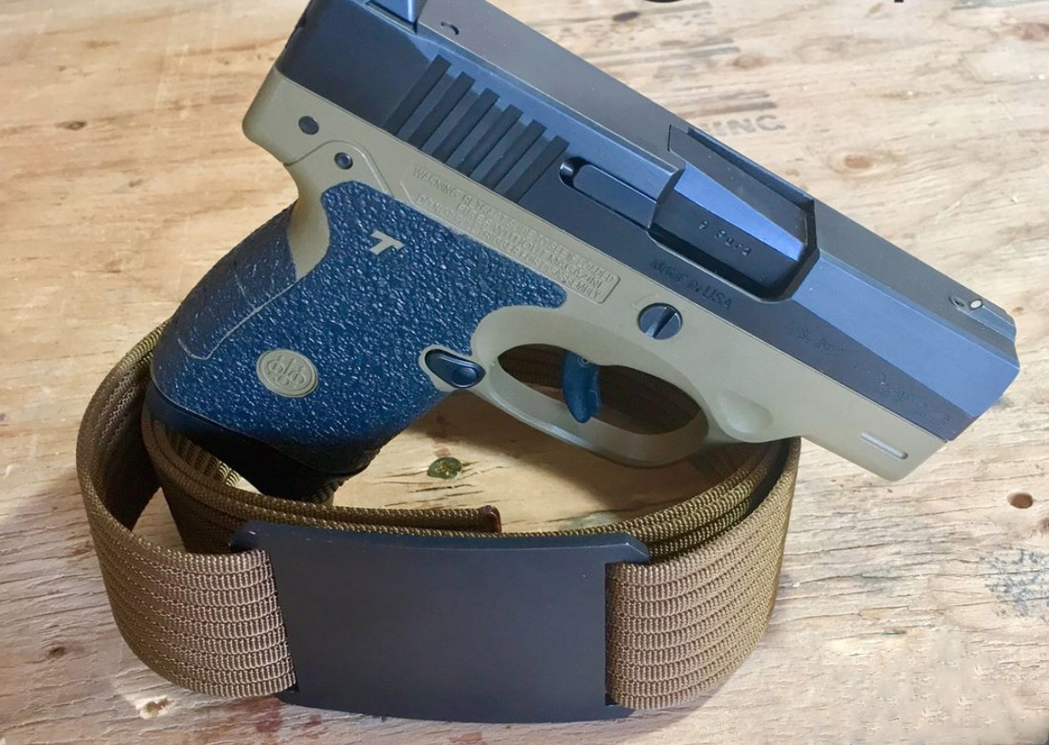 best nylon gun belt